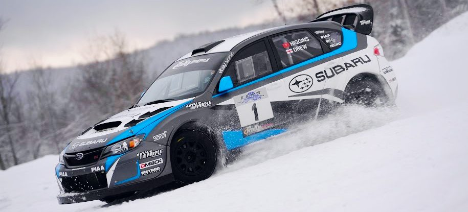 Driving Subaru S Wrx Sti Rally Car Will Melt Every Part Of Your